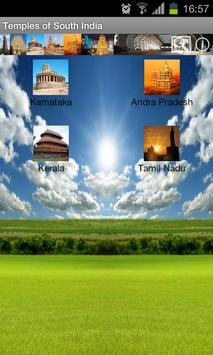 Temples of South India poster