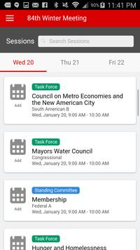 U.S. Conference of Mayors apk screenshot
