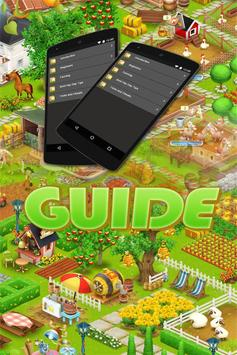 Tips for Guide Hay Day poster