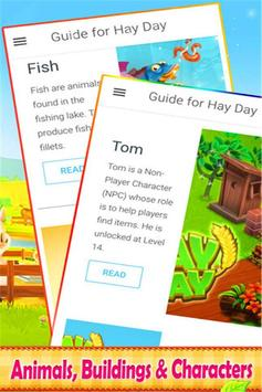 Tips for Guide Hay Day apk screenshot