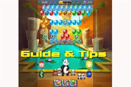 Tips for Guide Pop Panda poster