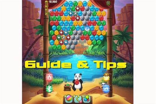 Tips for Guide Pop Panda apk screenshot