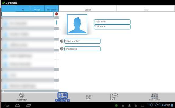 Voifone apk screenshot