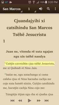 Mazatec Chiquihuitlán - Bible apk screenshot