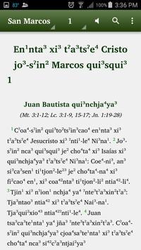 Mazatec Huautla - Bible poster