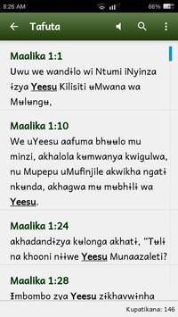 Biblia katika Kimalila apk screenshot