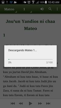 Mixteco Yosundua - Bible apk screenshot