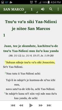 Mixtec Monteverde - Bible apk screenshot