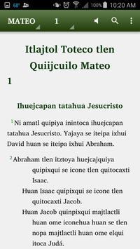 Náhuatl Eastern Huasteca Bible poster