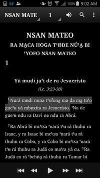 Otomí Mezquital - Bible apk screenshot