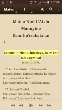 Huichol - Bible apk screenshot