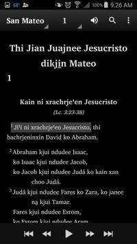 Popoloca Tlacoyalco - Bible apk screenshot