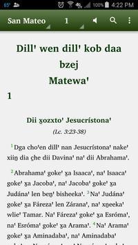 Zapotec Yaganiza - Bible poster