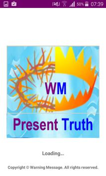 Present Truth poster