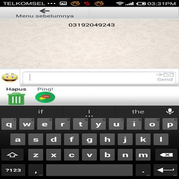 ChatSecIndonesia apk screenshot