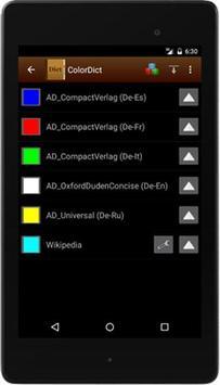 AddDict Lite apk screenshot