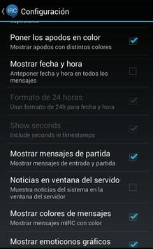 Chat Tampico apk screenshot