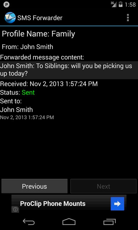 Download sms forwarder android