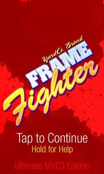Frame Fighter: UMvC3 Demo poster