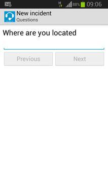 Mobile Servicedesk apk screenshot