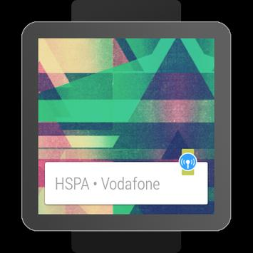 Wear Network Notifier apk screenshot