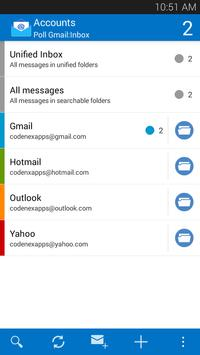 Email for Outlook & Hotmail apk screenshot