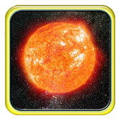 Solar System - The Planets Old icon
