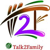 Talk2family Platinum New icon