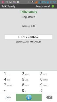 Talk2family Platinum New apk screenshot