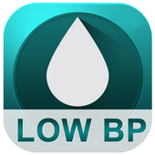 Low BP Hypotension Diet Help icon