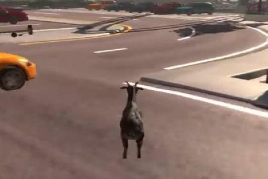 Guide for Goat Simulator poster