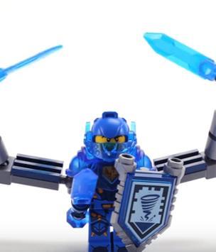 Tips For lego nexo knight New apk screenshot