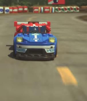 Tips New Lego Speed Campions 2 poster