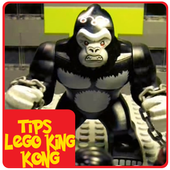 Tips For Lego King Kong icon