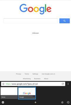 SSJ Browser apk screenshot