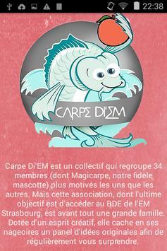 Carpe Di'EM apk screenshot