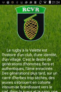 Rugby Club Valettois Revestois apk screenshot