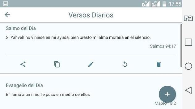 La Santa Biblia Católica apk screenshot