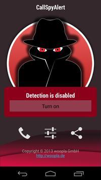 CallSpyAlert poster