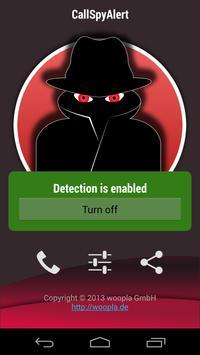 CallSpyAlert apk screenshot