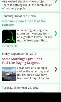 Latch Blog apk screenshot