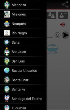 Argentina Chat Rooms apk screenshot