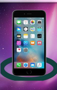 Launcher for iPhone 6 Plus apk screenshot