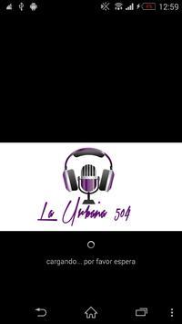 Radio La Urbana 504 poster