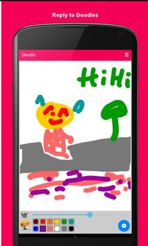 Doodle for Messenger apk screenshot