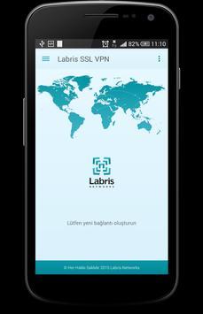 Labris SSL VPN poster