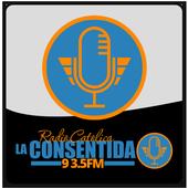 Radio La Consentida 93.5 icon