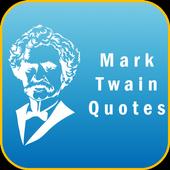 Mark Twain Quotes icon
