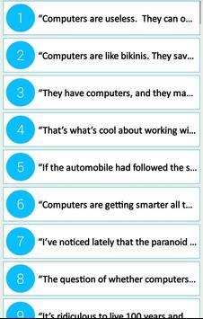 Computer Programming Quotes apk screenshot