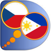 Czech Filipino (Tagalog) dict icon